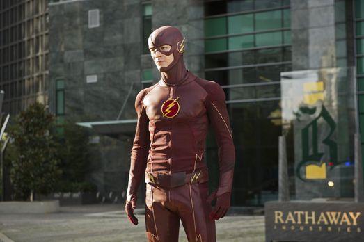The Flash - Bekommt einen neuen Gegenspieler: Barry alias The Flash (Grant Gu...