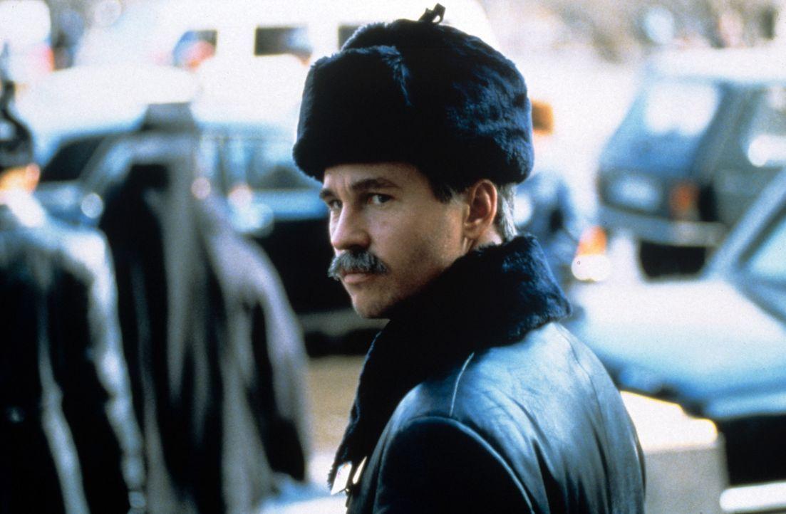 Der diebische Simon Templer (Val Kilmer) beherrscht die Kunst der Verwandlung perfekt ... - Bildquelle: Paramount Pictures