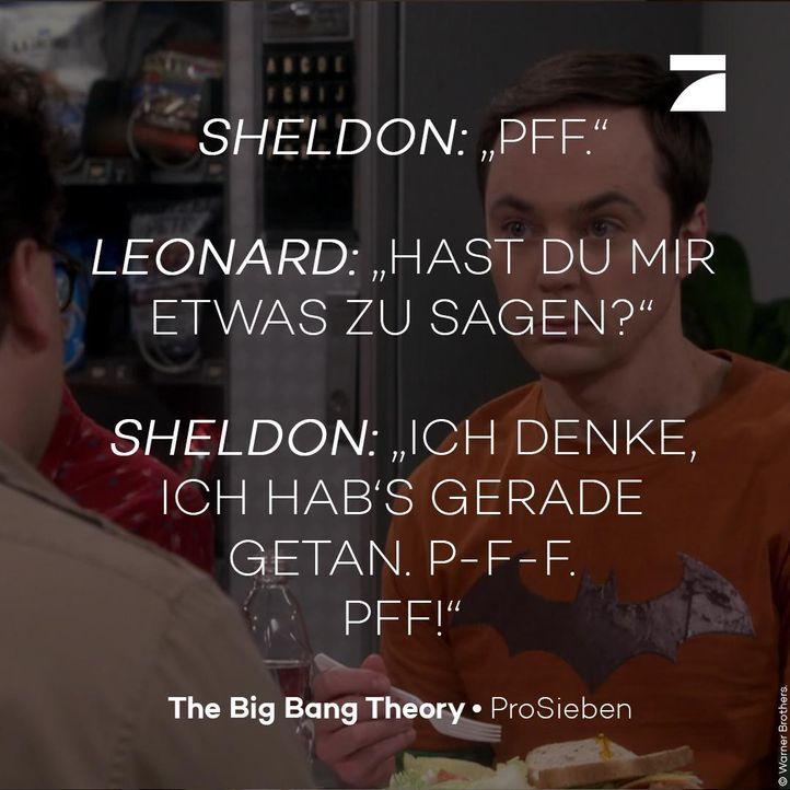 Staffel 11 Episode 1 - Leonard und Sheldon - Bildquelle: Warner Bros. Television