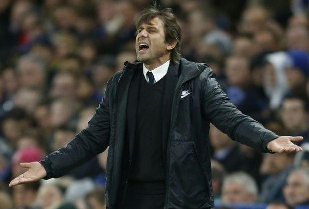 Zu viel gemeckert: Antonio Conte erhält eine Geldstrafe