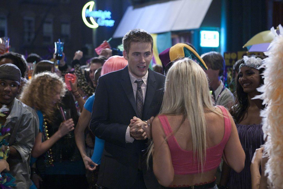 Verbringt mit seinen Freunden paar Tagen in New Orleans: Aaron (Zach Cregger, M.) ... - Bildquelle: NBC Universal, Inc.