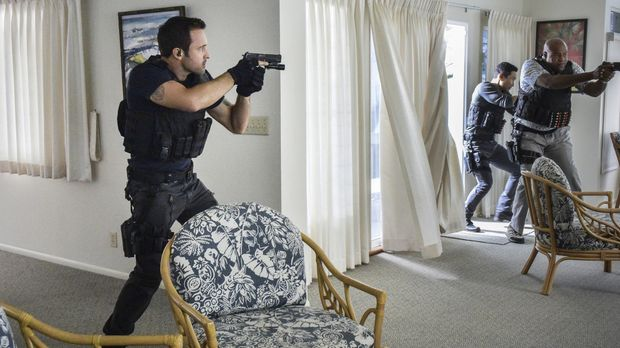Hawaii Five-0 - Hawaii Five-0 - Staffel 7 Episode 19: Dunkle Stunden