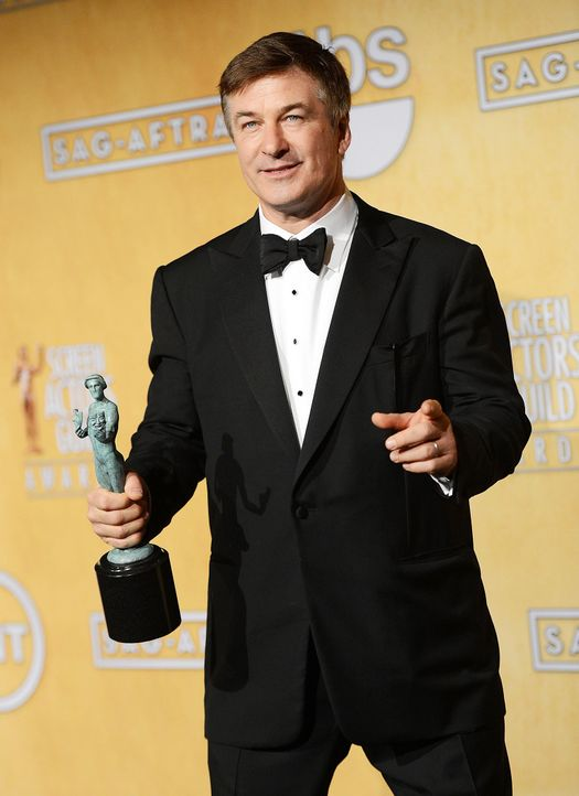 screen-actors-guild-awards-alec-baldwin-13-01-27-getty-afpjpg 1528 x 2100 - Bildquelle: getty-AFP