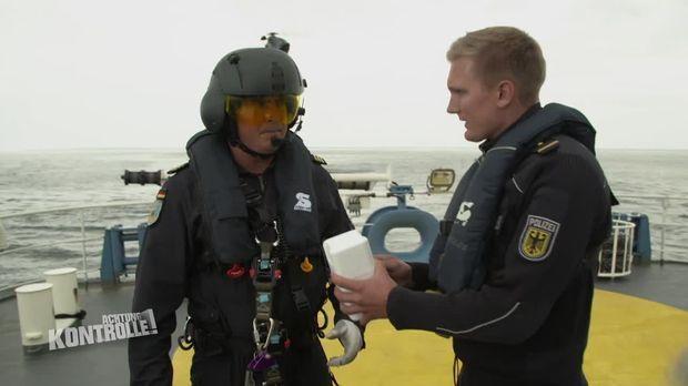 Achtung Kontrolle - Achtung Kontrolle! - Einsatz Für Die Spezialtruppe Bundespolizei See