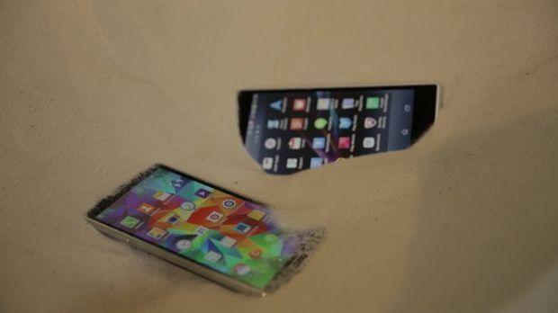 Smartphone unkaputtbar