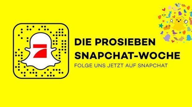 Snapchat ProSieben