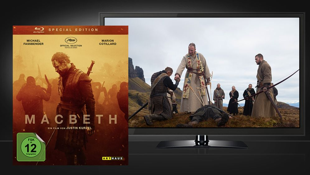 Macbeth (Blu-ray Disc) - Bildquelle: Arthaus