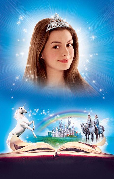 """Manch einer behauptet von sich, er könne nicht """"Nein"""" sagen. Was, wenn dies wirklich der Fall wäre? Die junge Ella (Anne Hathaway) leidet tatsäch... - Bildquelle: Miramax Films. All rights reserved"""