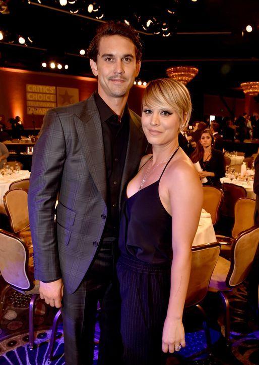 Kaley Cuoco und Ryan Sweeting - Bildquelle: AFP