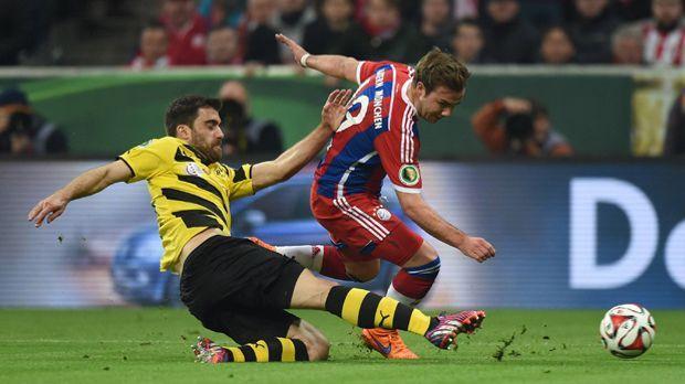 Fc Bayern Gegen Dortmund 2020