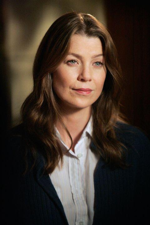 Meredith (Ellen Pompeo) bekommt erneut Besuch von Susan, die mit ihr reden möchte. Meredith gibt ihr eine Chance ... - Bildquelle: Touchstone Television