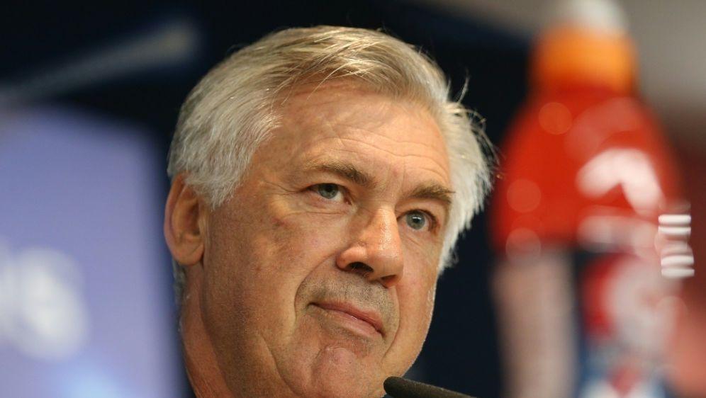 Will Trainer der Squadra Azura werden: Carlo Ancelotti - Bildquelle: PIXATHLONPIXATHLONSID