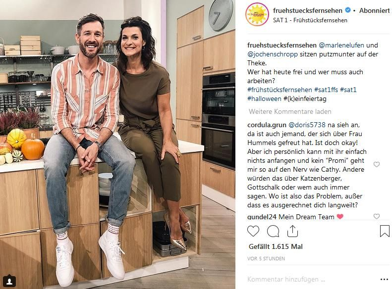 Outfit: Jochen und Marlene