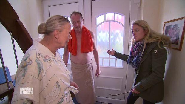 Anwälte Im Einsatz - Anwälte Im Einsatz - Staffel 1 Episode 101: Schwiegermonster