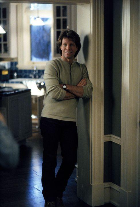 Der gut aussehende Handwerker Victor (Jon Bon Jovi) beschert Ally einige Tagträume ... - Bildquelle: 2002 Twentieth Century Fox Film Corporation. All rights reserved.