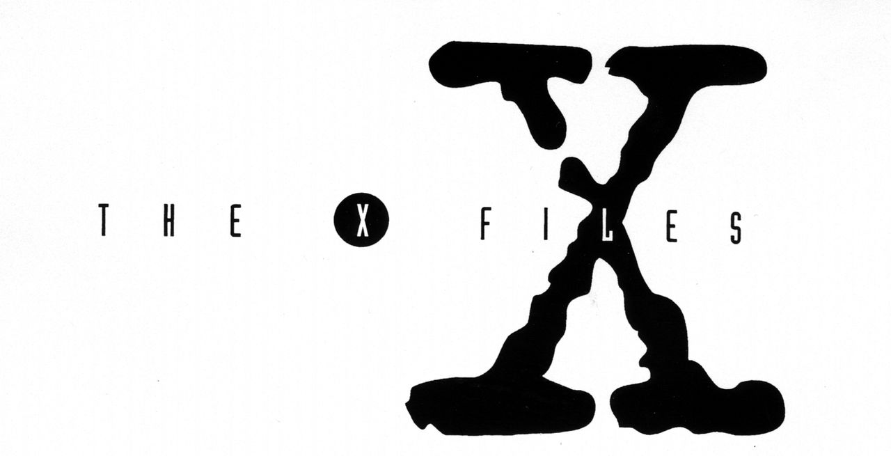 'Akte X - Die unheimlichen Fälle des FBI'-Logo. - Bildquelle: TM +   Twentieth Century Fox Film Corporation. All Rights Reserved.