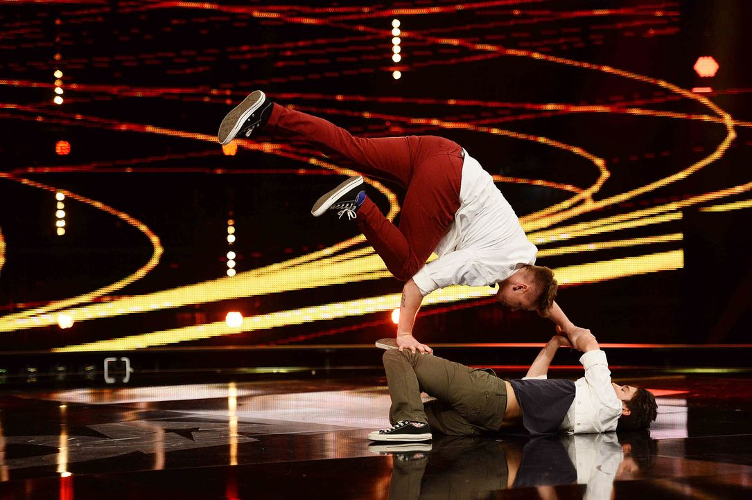 Got-To-Dance-Hot-Potatoes-08-SAT1-ProSieben-Willi-Weber - Bildquelle: SAT.1/ProSieben/Willi Weber
