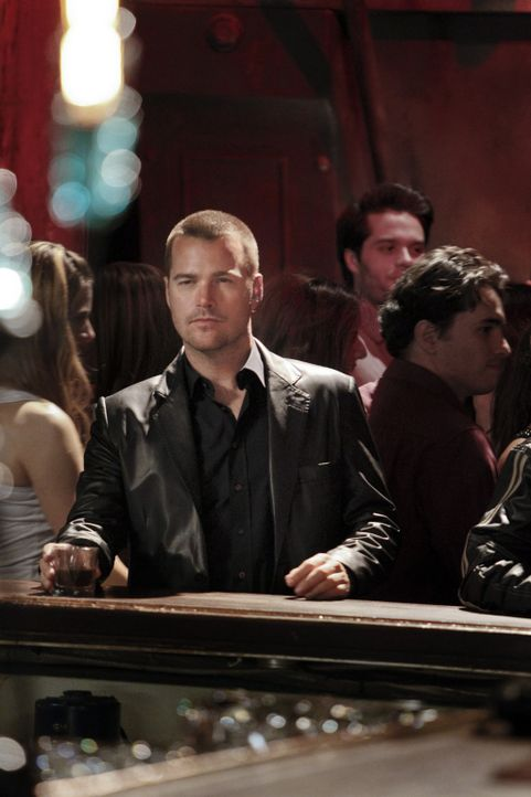 Ermittelt undercover in einem neuen Fall: Callen (Chris O'Donnell) ... - Bildquelle: CBS Studios Inc. All Rights Reserved.