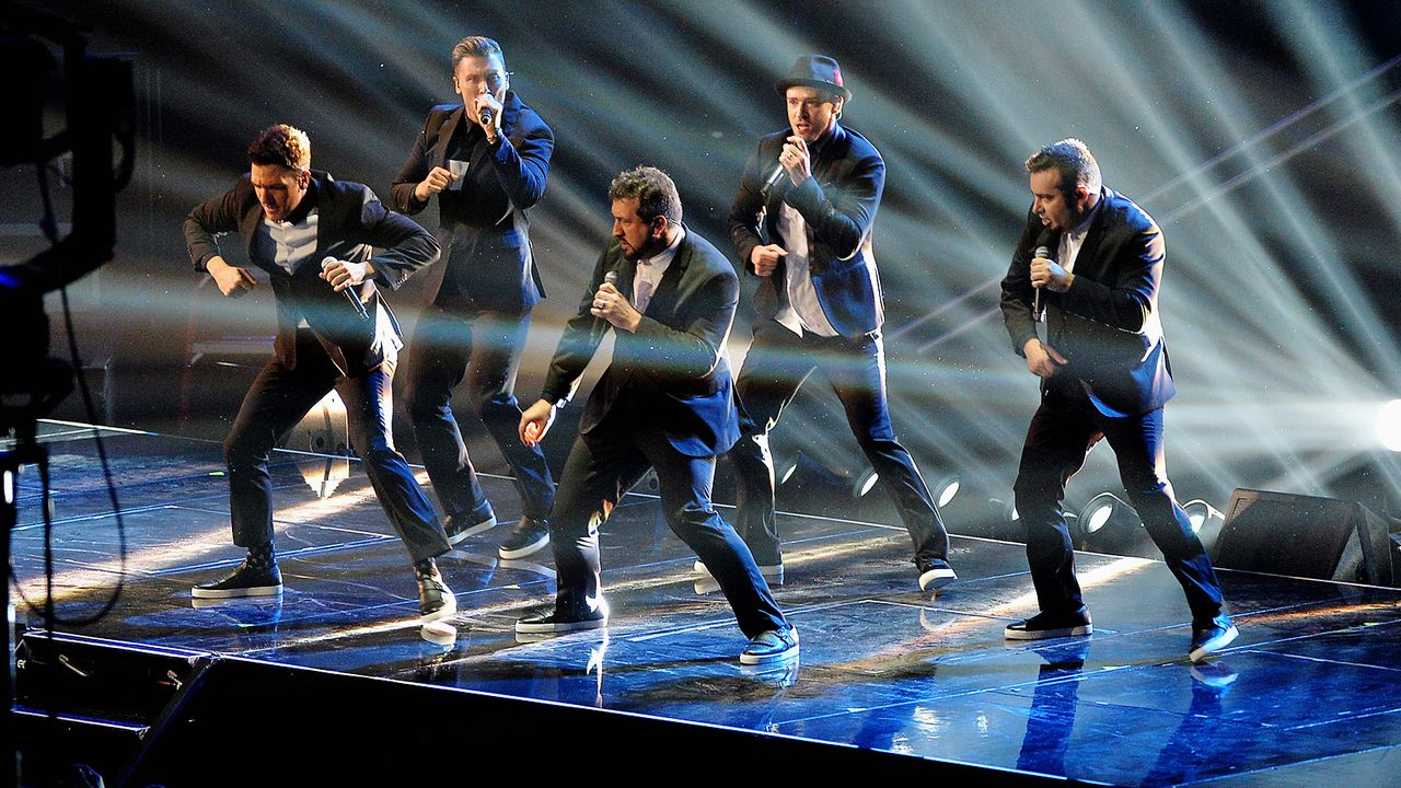 MTV-Music-Video-Awards-NSYNC-130825-getty-AFP - Bildquelle: getty-AFP