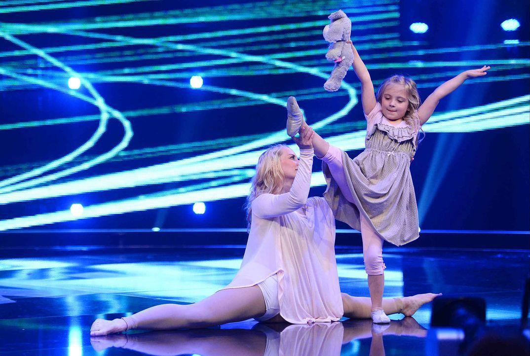 Got-To-Dance-Volteggiare-06-SAT1-ProSieben-Willi-Weber-TEASER - Bildquelle: SAT.1/ProSieben/Willi Weber