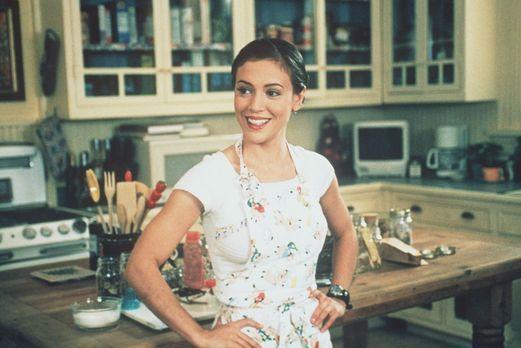 Charmed - Zauberhafte Hexen - Kaum zu glauben: Phoebe (Alyssa Milano) findet...