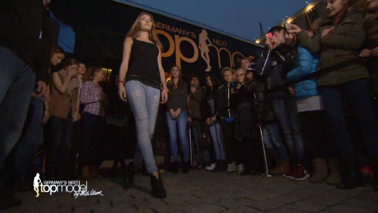 GNTM-10-Sendung02_065 - Bildquelle: ProSieben