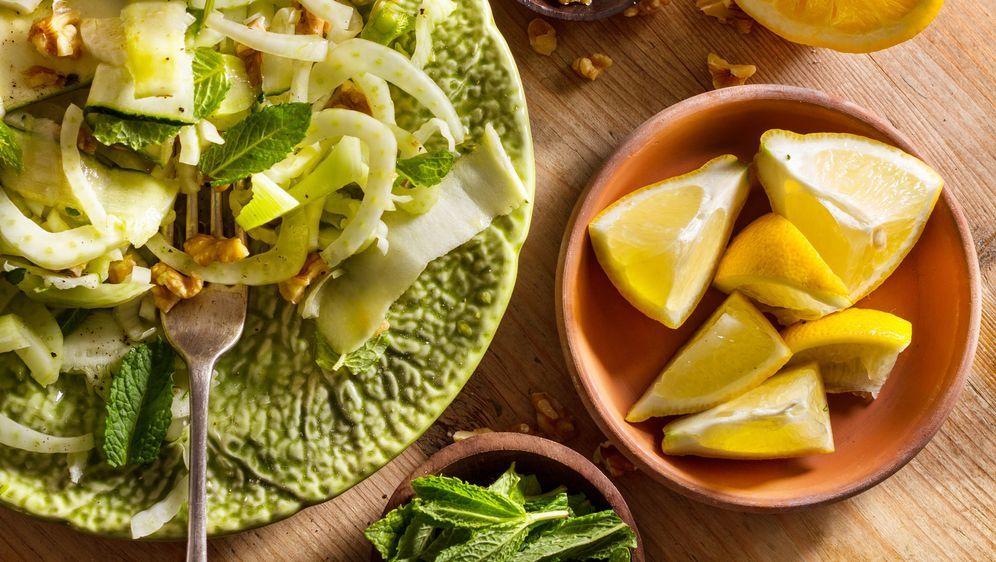 Fenchel-Walnuss-Salat à la Frank Rosin - Bildquelle: PicciaNeri - Fotolia