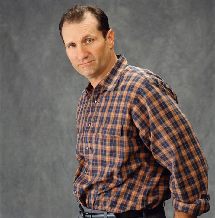 (10. Staffel) - Oberhaupt der Familie ist Al Bundy (Ed O'Neill), kompletter Versager und Pechvogel. - Bildquelle: Sony Pictures Television International. All Rights Reserved.