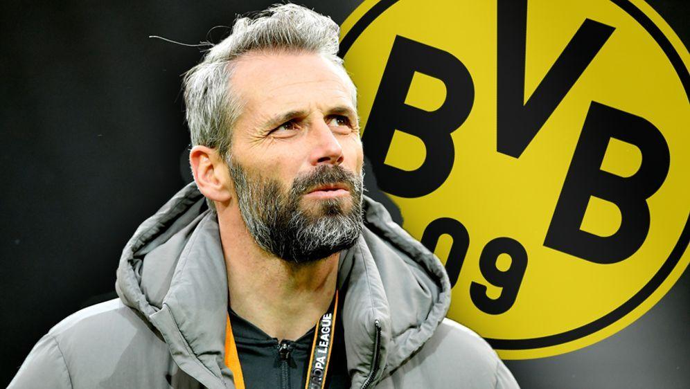 Marco Rose ist seit Juni 2017 Trainer von Red Bull Salzburg. - Bildquelle: 2018 Getty Images