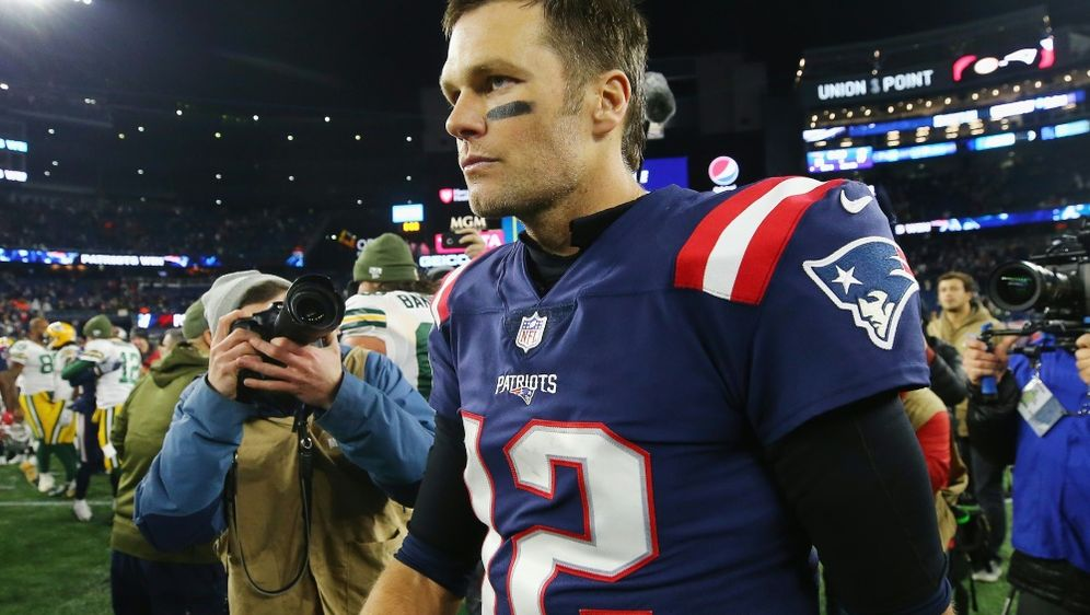 Sieger im Superstar-Duell: Tom Brady - Bildquelle: GETTY IMAGES NORTH AMERICAGETTY IMAGES NORTH AMERICASIDMaddie Meyer