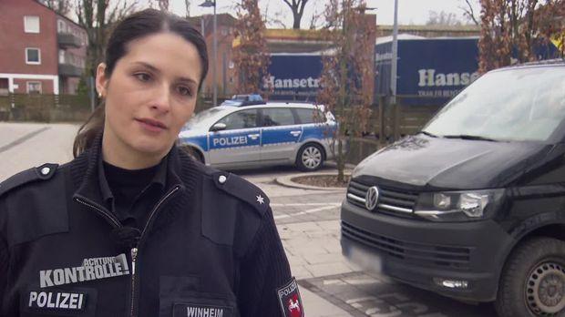 Achtung Kontrolle - Achtung Kontrolle! - Thema U.a.: Schüsse -tatort Hamburg Harburg