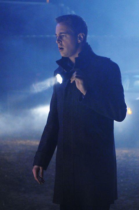 Ein neuer Mordfall wartet auf McGee (Sean Murray) und seine Kollegen ... - Bildquelle: CBS Television