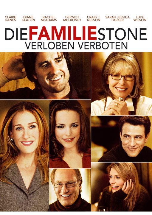 Die Familie Stone - Verloben verboten! - Artwork - Bildquelle: 2005 Twentieth Century Fox Film Corporation.  All rights reserved.