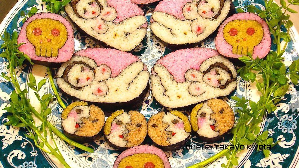 Trend der Woche - Sushi Art
