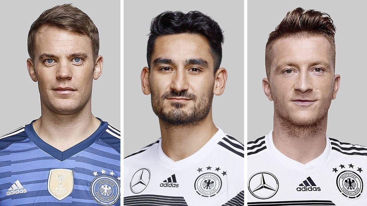 Gewinner und Verlierer des DFB-Teams aus der WM-Vorbereitung - Bildquelle: Imago