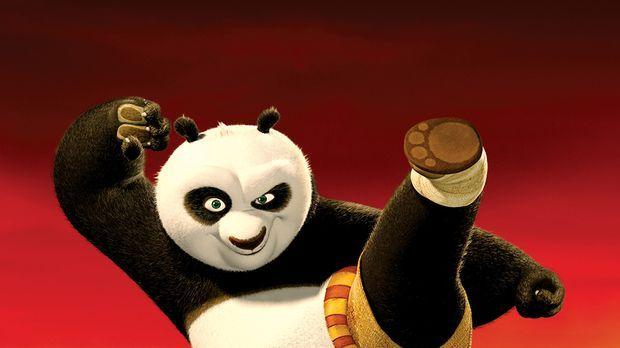 Kung Fu Panda - Kung Fu Panda - Artwork © Paramount Pictures
