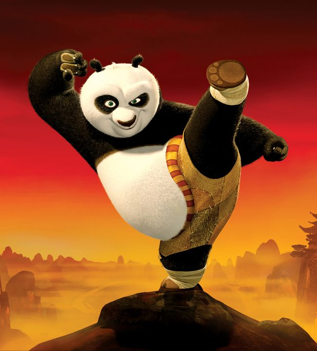 Kung Fu Panda - Artwork - Bildquelle: Paramount Pictures