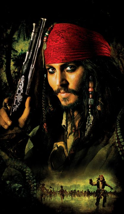 PIRATES OF THE CARIBBEAN  - FLUCH DER KARIBIK 2 - Artwork - Bildquelle: Disney Enterprises, Inc.  All rights reserved