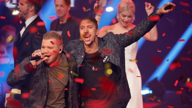 """""""The Voice of Germany""""-Coach Andreas Bourani: Talent Tay war immer..."""