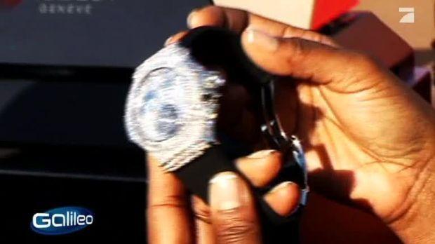 Galileo Video Die Teuerste Uhr Der Welt Prosieben