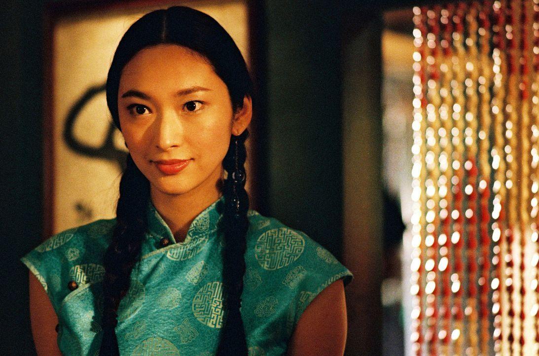 Ayako (Chiaki Kuriyama) ahnt nicht, dass ihr Leben in Gefahr ist ... - Bildquelle: 2005 Sony Pictures Home Entertainment Inc. All Rights Reserved.