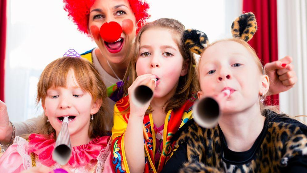 Faschingsspiele Tolle Ideen Fur Die Kinder Faschingsparty