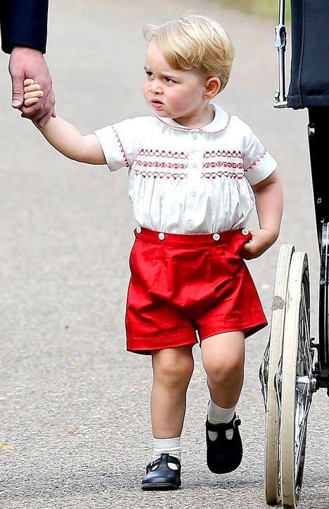 Taufe-Prinzessin-Charlotte-15-07-05-10-AFP - Bildquelle: AFP