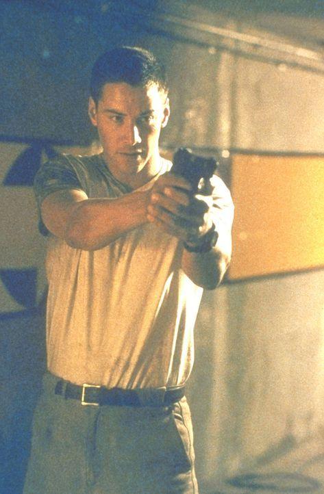 Jack Travens (Keanu Reeves) bisheriger Erfolg beruht auf: seiner furchtlosen Risikobereitschaft, seinem intuitiven Verständnis für die Denkweise Kri... - Bildquelle: Twentieth Century Fox of Germany