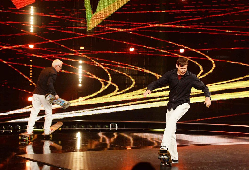Got-To-Dance-Guenther-Eddie-08-SAT1-ProSieben-Willi-Weber - Bildquelle: SAT.1/ProSieben/Willi Weber