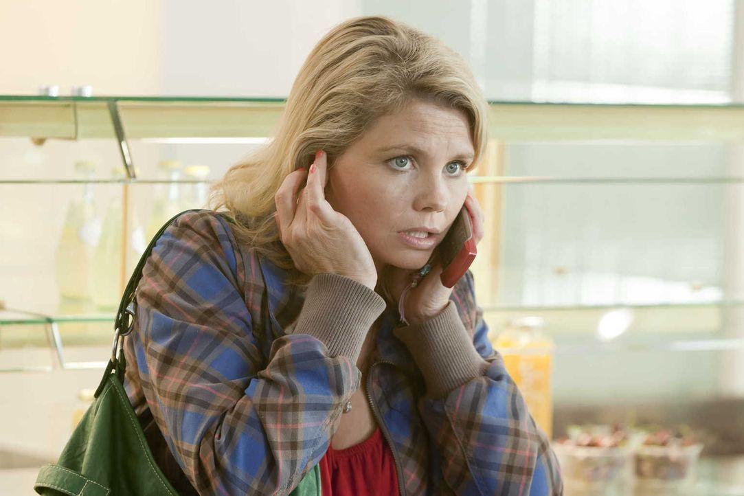 Kämpft wie eine Löwin für ihren neuen Mandanten: Danni (Annette Frier) ... - Bildquelle: Frank Dicks SAT.1
