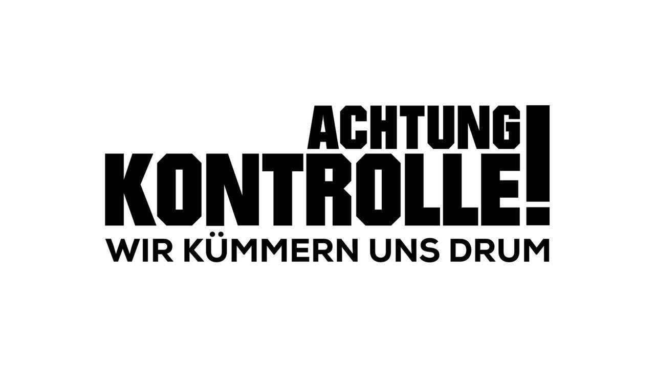 Achtung Kontrolle! Wir kümmern uns drum - Logo - Bildquelle: kabel eins