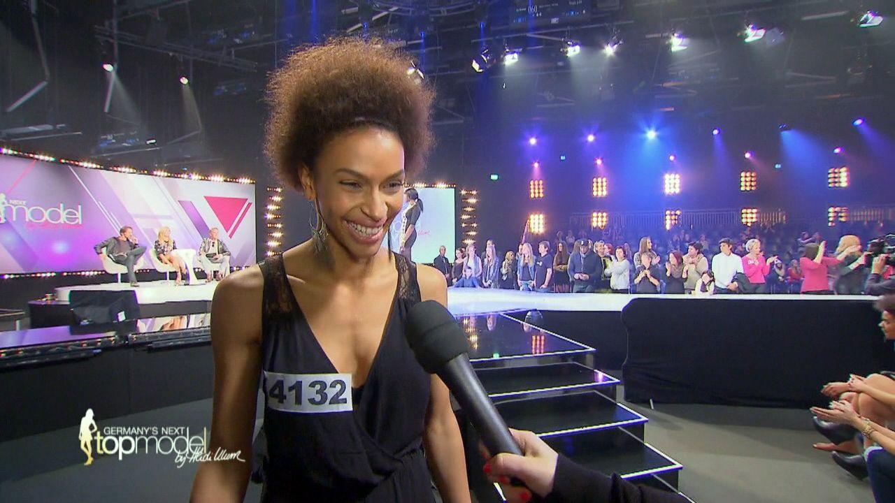 GNTM-10-Sendung01_088 - Bildquelle: ProSieben