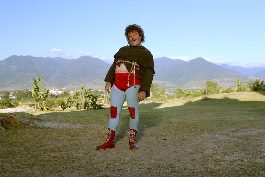 Ignacio (Jack Black) ist in einem mexikanischen Kloster aufgewachsen, wo er heute als Koch arbeitet. Als dem Ordenshaus das Geld ausgeht, kommt ihm... - Bildquelle: Paramount Pictures
