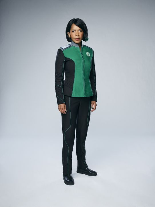 (1. Staffel) - Ist es wirklich eine gute Idee von Dr. Claire Finn (Penny Johnson Jerald), als angesehene Ärztin ausgerechnet auf die Orville zu gehe... - Bildquelle: 2017 Fox and its related entities.  All rights reserved.